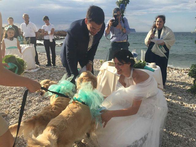 Il matrimonio di Gianluca e Silvia a San Teodoro, Sassari 5