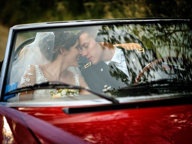 Le nozze di Francesca e Tommaso