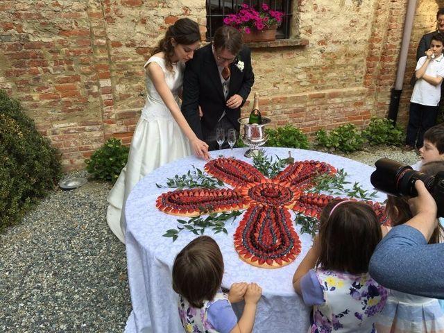 Il matrimonio di Maki e Diego a Trino, Vercelli 3