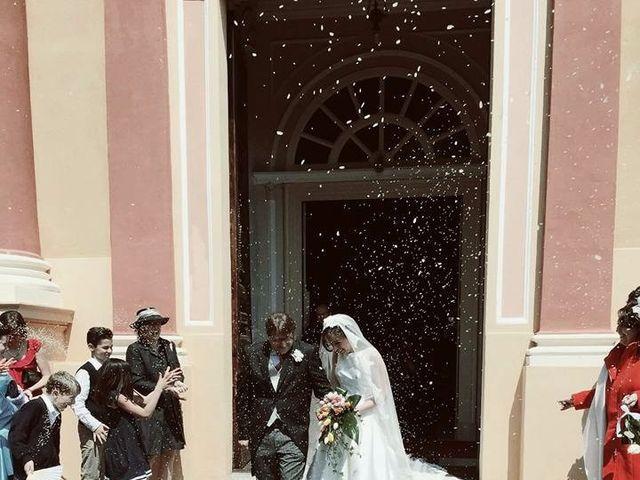 Il matrimonio di Maki e Diego a Trino, Vercelli 7