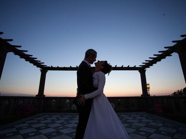 Le nozze di Cristiana e Luca
