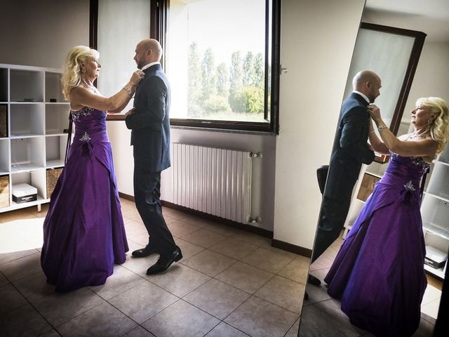 Il matrimonio di Francesco e Federica a Sant'Angelo Lodigiano, Lodi 5