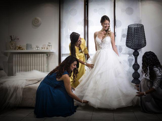 Il matrimonio di Francesco e Federica a Sant'Angelo Lodigiano, Lodi 20
