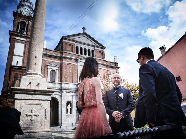 Il matrimonio di Francesco e Federica a Sant'Angelo Lodigiano, Lodi 26
