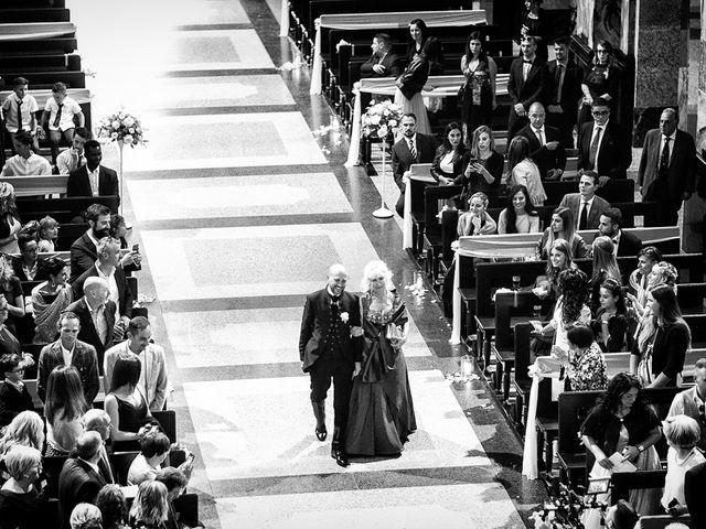 Il matrimonio di Francesco e Federica a Sant'Angelo Lodigiano, Lodi 28