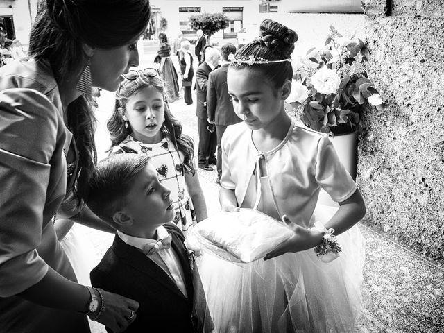 Il matrimonio di Francesco e Federica a Sant'Angelo Lodigiano, Lodi 32