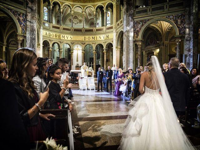 Il matrimonio di Francesco e Federica a Sant'Angelo Lodigiano, Lodi 34