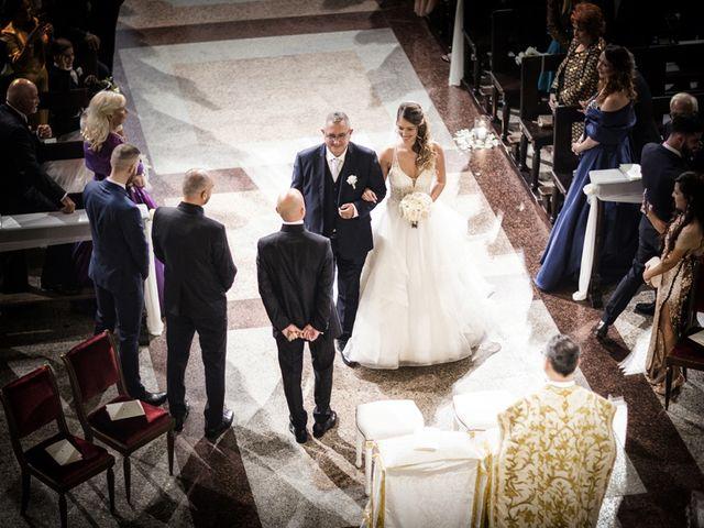 Il matrimonio di Francesco e Federica a Sant'Angelo Lodigiano, Lodi 35