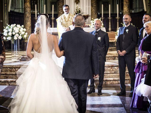 Il matrimonio di Francesco e Federica a Sant'Angelo Lodigiano, Lodi 36