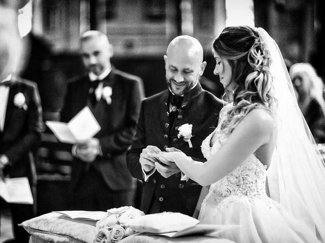 Il matrimonio di Francesco e Federica a Sant'Angelo Lodigiano, Lodi 42