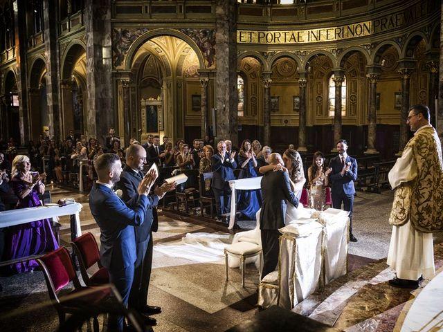 Il matrimonio di Francesco e Federica a Sant'Angelo Lodigiano, Lodi 44