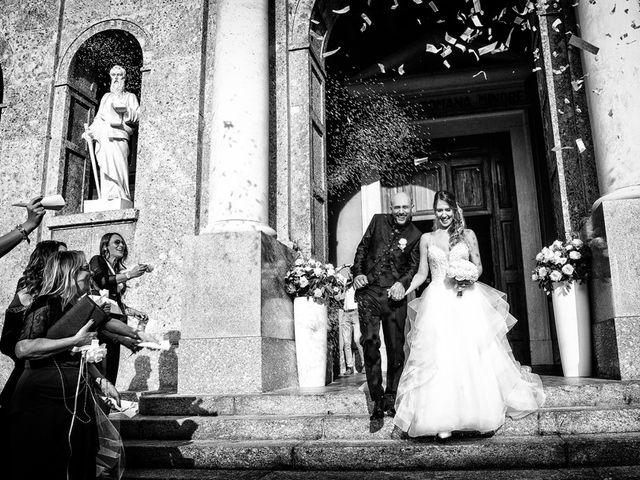 Il matrimonio di Francesco e Federica a Sant'Angelo Lodigiano, Lodi 45