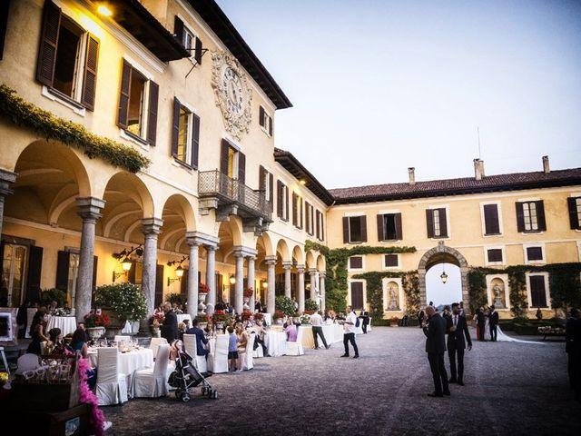 Il matrimonio di Francesco e Federica a Sant'Angelo Lodigiano, Lodi 48