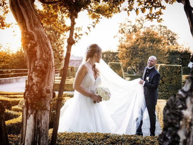 Il matrimonio di Francesco e Federica a Sant'Angelo Lodigiano, Lodi 50