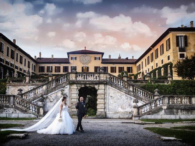Il matrimonio di Francesco e Federica a Sant'Angelo Lodigiano, Lodi 56