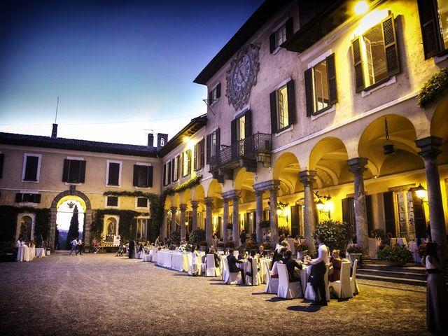 Il matrimonio di Francesco e Federica a Sant'Angelo Lodigiano, Lodi 64