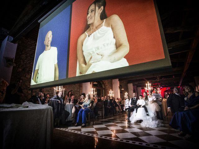 Il matrimonio di Francesco e Federica a Sant'Angelo Lodigiano, Lodi 79