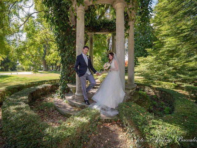 Il matrimonio di Devid  e Ilaria  a Cervesina, Pavia 2