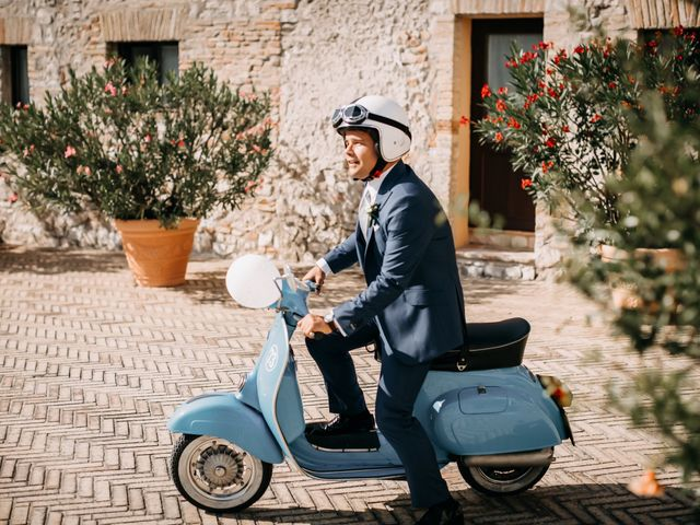 Il matrimonio di Andrea e Natascia a Sirolo, Ancona 38