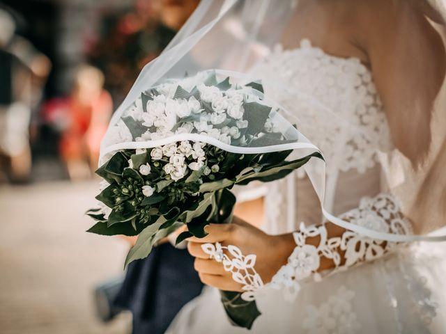 Il matrimonio di Andrea e Natascia a Sirolo, Ancona 41