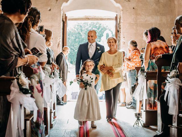 Il matrimonio di Andrea e Natascia a Sirolo, Ancona 43