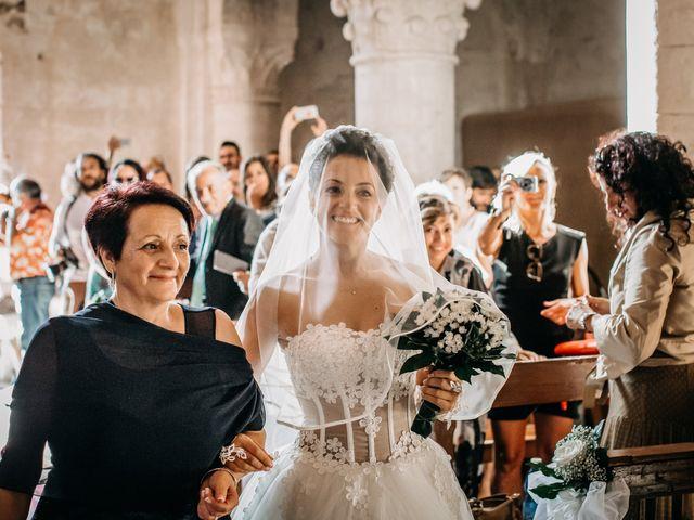 Il matrimonio di Andrea e Natascia a Sirolo, Ancona 45