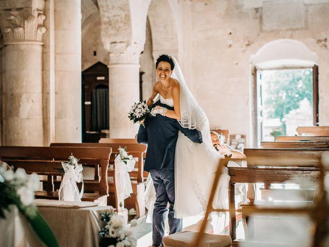 Il matrimonio di Andrea e Natascia a Sirolo, Ancona 1