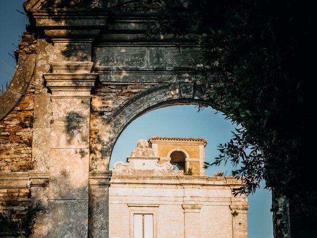 Il matrimonio di Andrea e Natascia a Sirolo, Ancona 49