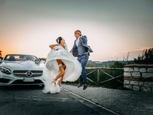 Il matrimonio di Andrea e Natascia a Sirolo, Ancona 51