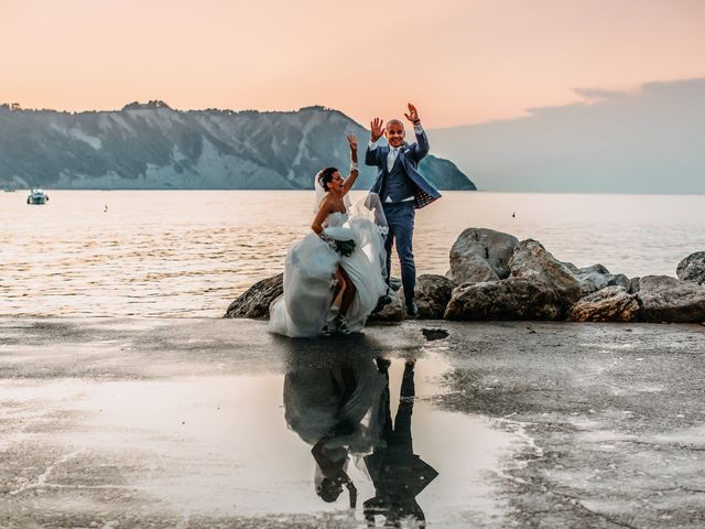 Il matrimonio di Andrea e Natascia a Sirolo, Ancona 54