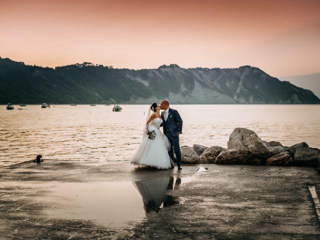 Il matrimonio di Andrea e Natascia a Sirolo, Ancona 55