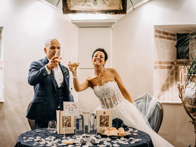 Il matrimonio di Andrea e Natascia a Sirolo, Ancona 57