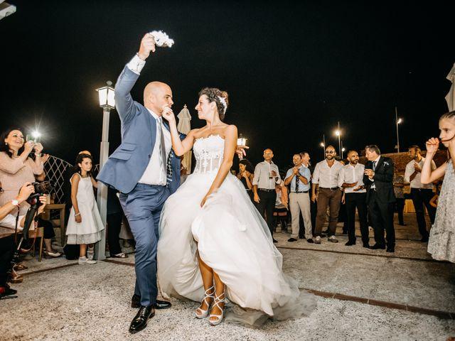 Il matrimonio di Andrea e Natascia a Sirolo, Ancona 73