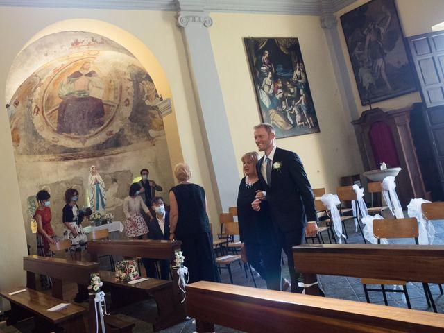 Il matrimonio di Federico e Judy a Varese, Varese 4