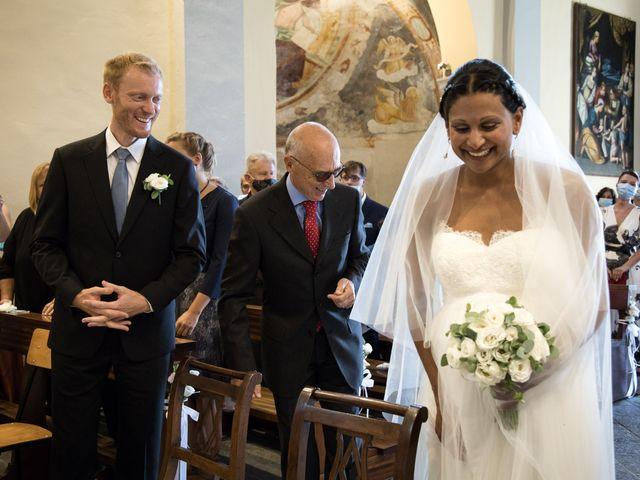 Il matrimonio di Federico e Judy a Varese, Varese 7