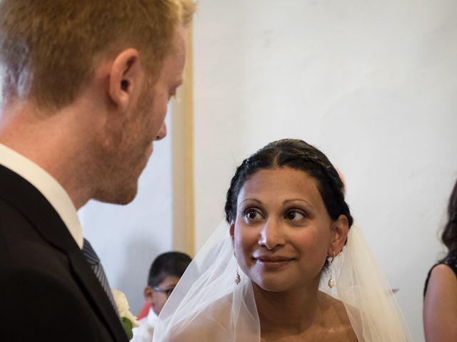 Il matrimonio di Federico e Judy a Varese, Varese 9
