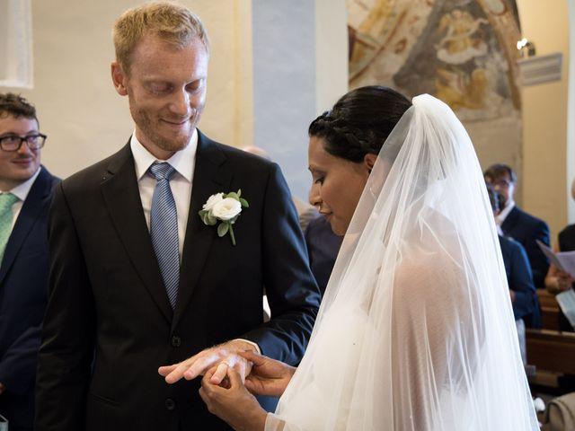 Il matrimonio di Federico e Judy a Varese, Varese 10