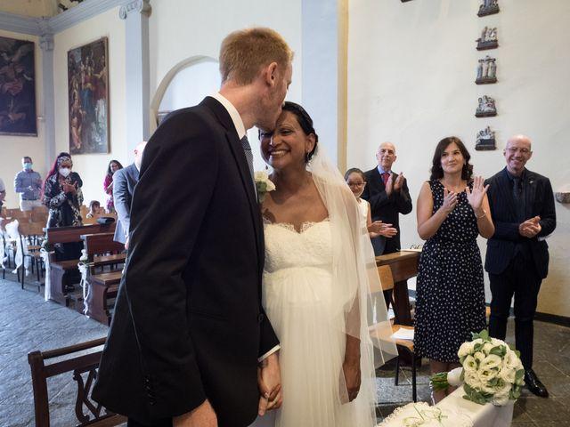 Il matrimonio di Federico e Judy a Varese, Varese 11