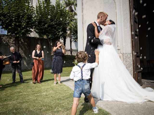 Il matrimonio di Federico e Judy a Varese, Varese 13