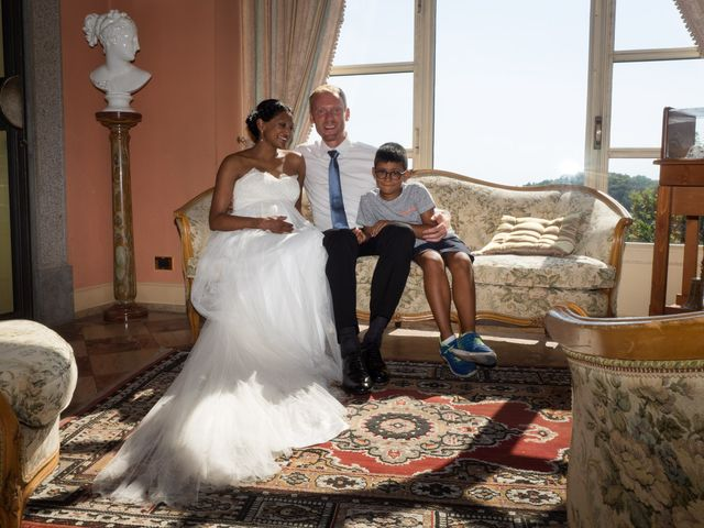 Il matrimonio di Federico e Judy a Varese, Varese 21