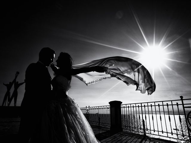 Le nozze di Rossella e Tommaso