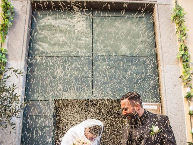 Il matrimonio di Davide e Laura a La Spezia, La Spezia 36