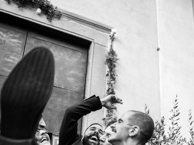 Il matrimonio di Davide e Laura a La Spezia, La Spezia 40
