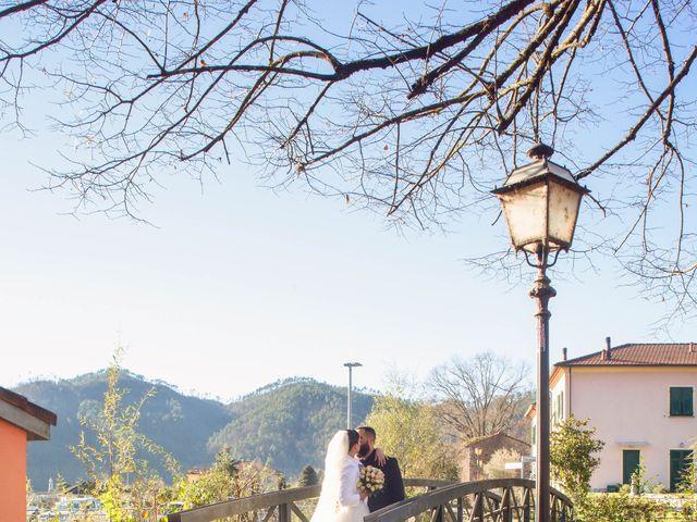 Il matrimonio di Davide e Laura a La Spezia, La Spezia 50