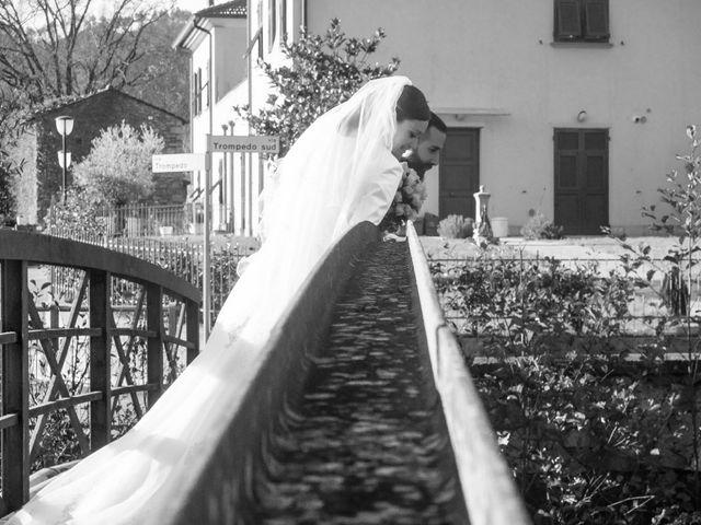 Il matrimonio di Davide e Laura a La Spezia, La Spezia 52