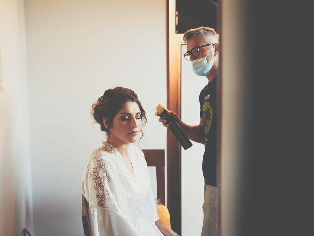 Il matrimonio di Andrea e Tina a Rio Saliceto, Reggio Emilia 10