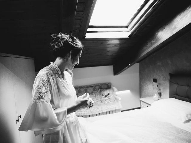 Il matrimonio di Andrea e Tina a Rio Saliceto, Reggio Emilia 11