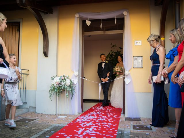 Il matrimonio di Andrea e Tina a Rio Saliceto, Reggio Emilia 24