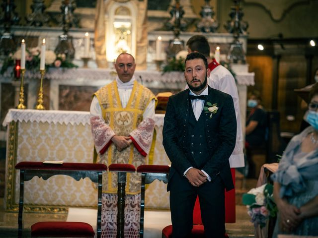 Il matrimonio di Andrea e Tina a Rio Saliceto, Reggio Emilia 47
