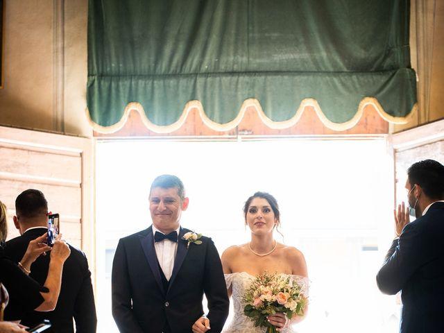 Il matrimonio di Andrea e Tina a Rio Saliceto, Reggio Emilia 56